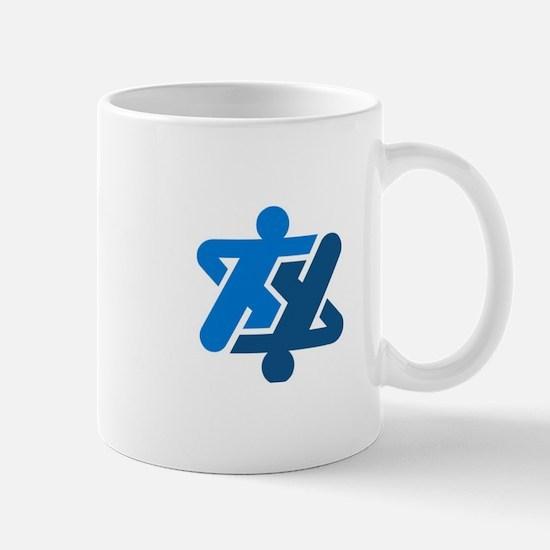 Jewish Sports Hall of Fame Mugs
