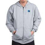 Jewish Sports Hall of Fame Zip Hoodie