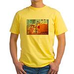 Room / Golden Yellow T-Shirt