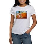 Room / Golden Women's T-Shirt