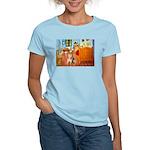 Room / Golden Women's Light T-Shirt