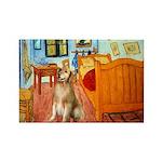Room / Golden Rectangle Magnet (10 pack)