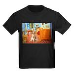 Room / Golden Kids Dark T-Shirt