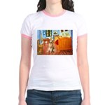 Room / Golden Jr. Ringer T-Shirt