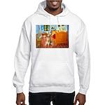 Room / Golden Hooded Sweatshirt