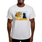 Sunflowers / Lab Light T-Shirt