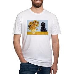 Sunflowers / Lab Shirt