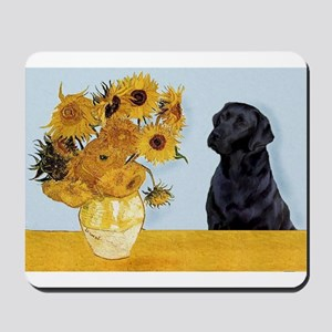 Sunflowers / Lab Mousepad
