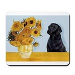 Sunflowers / Lab Mousepad