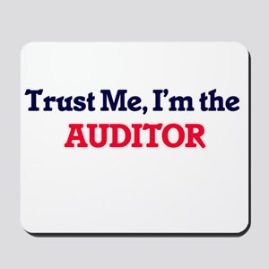 Trust me, I'm the Auditor Mousepad