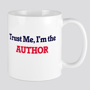 Trust me, I'm the Author Mugs