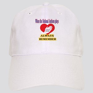 Hand Over Your Heart Baseball Cap