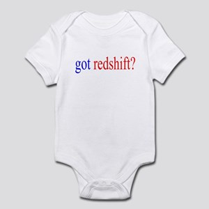 Red Shift Infant Bodysuit