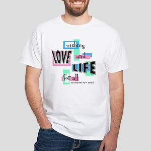 Wishing White T-Shirt