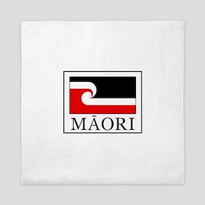 Maori Flag Queen Duvet