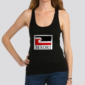 Maori Flag Racerback Tank Top