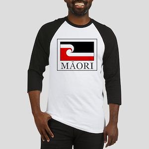 Maori Flag Baseball Jersey