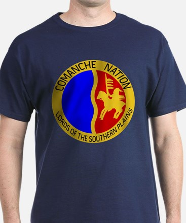 Comanche Nation Seal T-Shirt