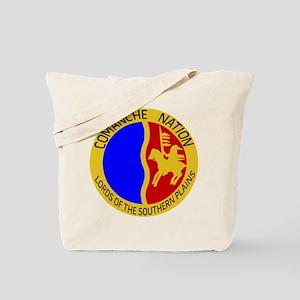 Comanche Nation Seal Tote Bag