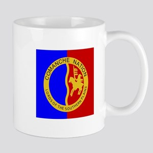 Comanche Nation Seal Mug