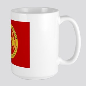 Comanche Nation Seal Large Mug