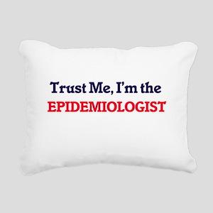 Trust me, I'm the Epidem Rectangular Canvas Pillow