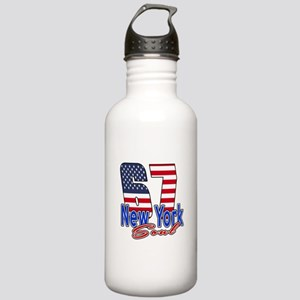 67 New York Soul Birth Stainless Water Bottle 1.0L