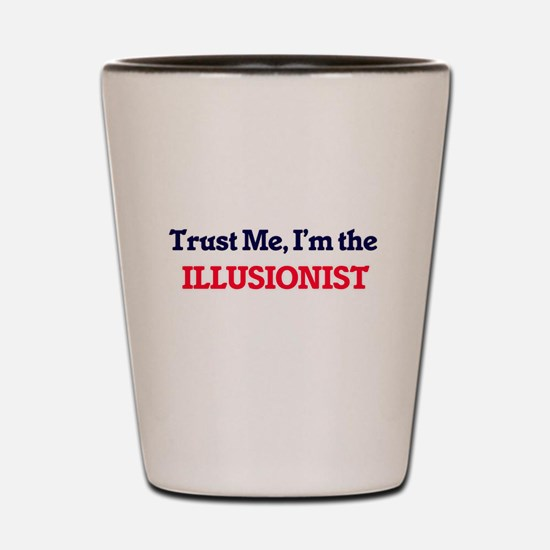 Trust me, I'm the Illusionist Shot Glass