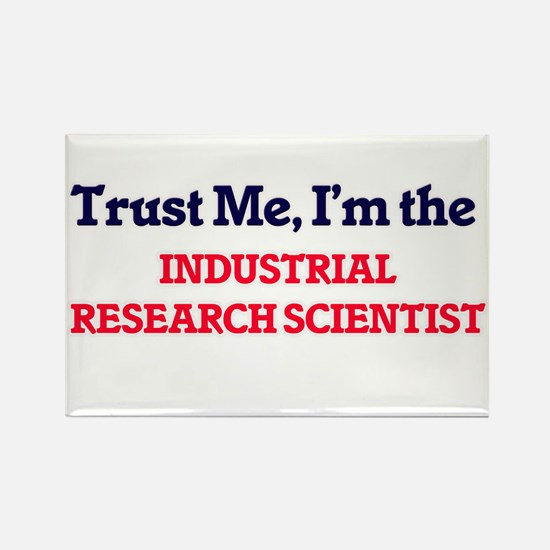 Trust me, I'm the Industrial Research Scie Magnets