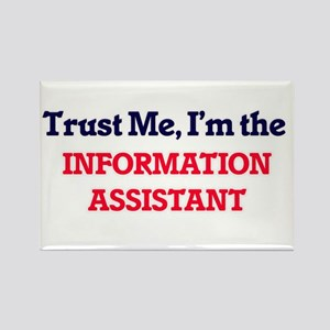 Trust me, I'm the Information Assistant Magnets