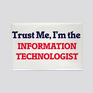 Trust me, I'm the Information Technologist Magnets