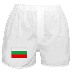Bulgaria Boxer Shorts