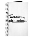Walter is my spirit animal Journal
