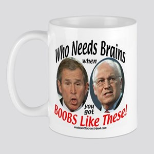 Who Needs Brains... Mug