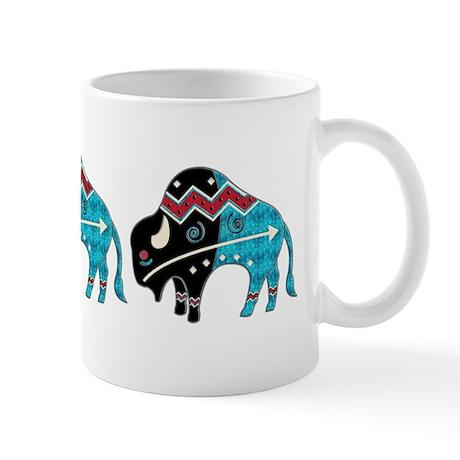 Great Bison #2 Mug
