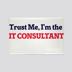 Trust me, I'm the It Consultant Magnets