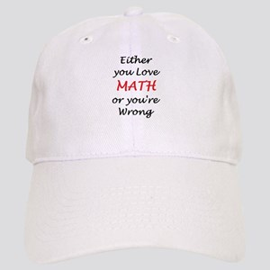 love math or Cap