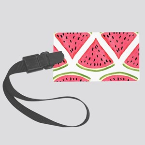 Watermelon Large Luggage Tag