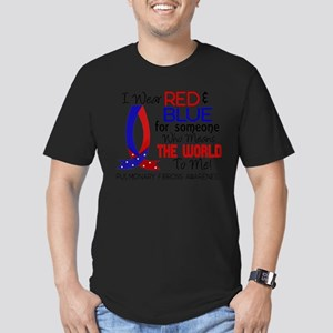 Pulmonary Fibrosis Means World to Me T-Shirt