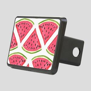 Watermelon Rectangular Hitch Cover