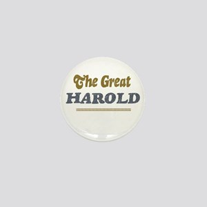 Harold Mini Button