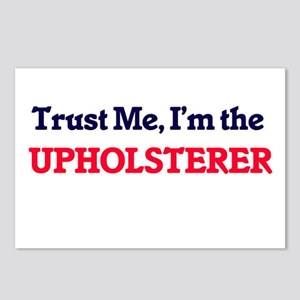 Trust me, I'm the Upholst Postcards (Package of 8)