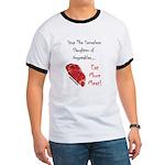 Eat More Meat Ringer T