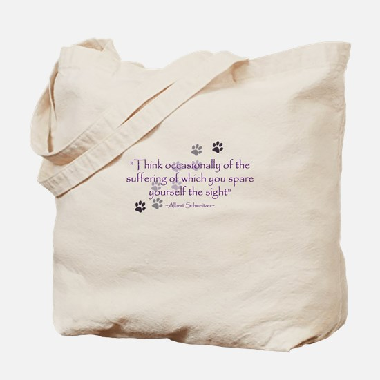 Think Occasionally Tote Bag