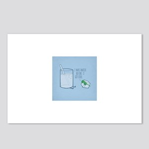 Cooler Postcards (Package of 8)