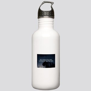 but without the dark, Stainless Water Bottle 1.0L