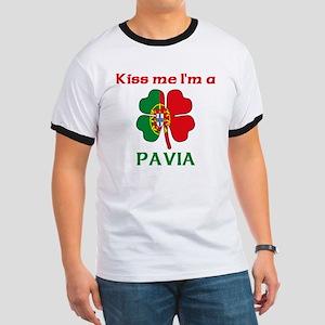 Pavia Family Ringer T