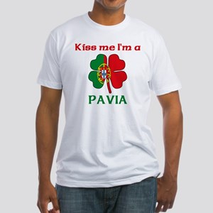 Pavia Family Fitted T-Shirt
