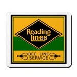 Reading Bee Lines Mousepad