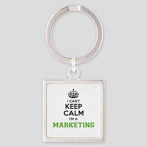 Marketing I cant keeep calm Keychains
